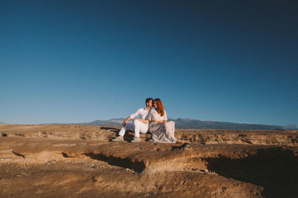 фотосессия на Тенерифе