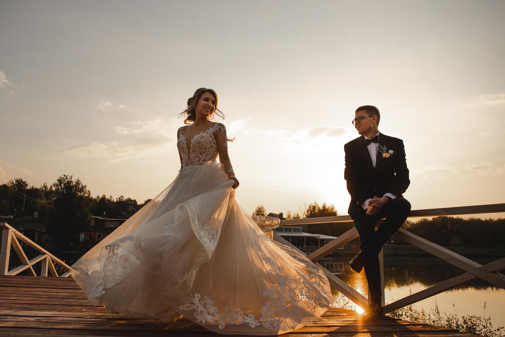 Константин Мацвай - фотограф на свадьбу в Москве