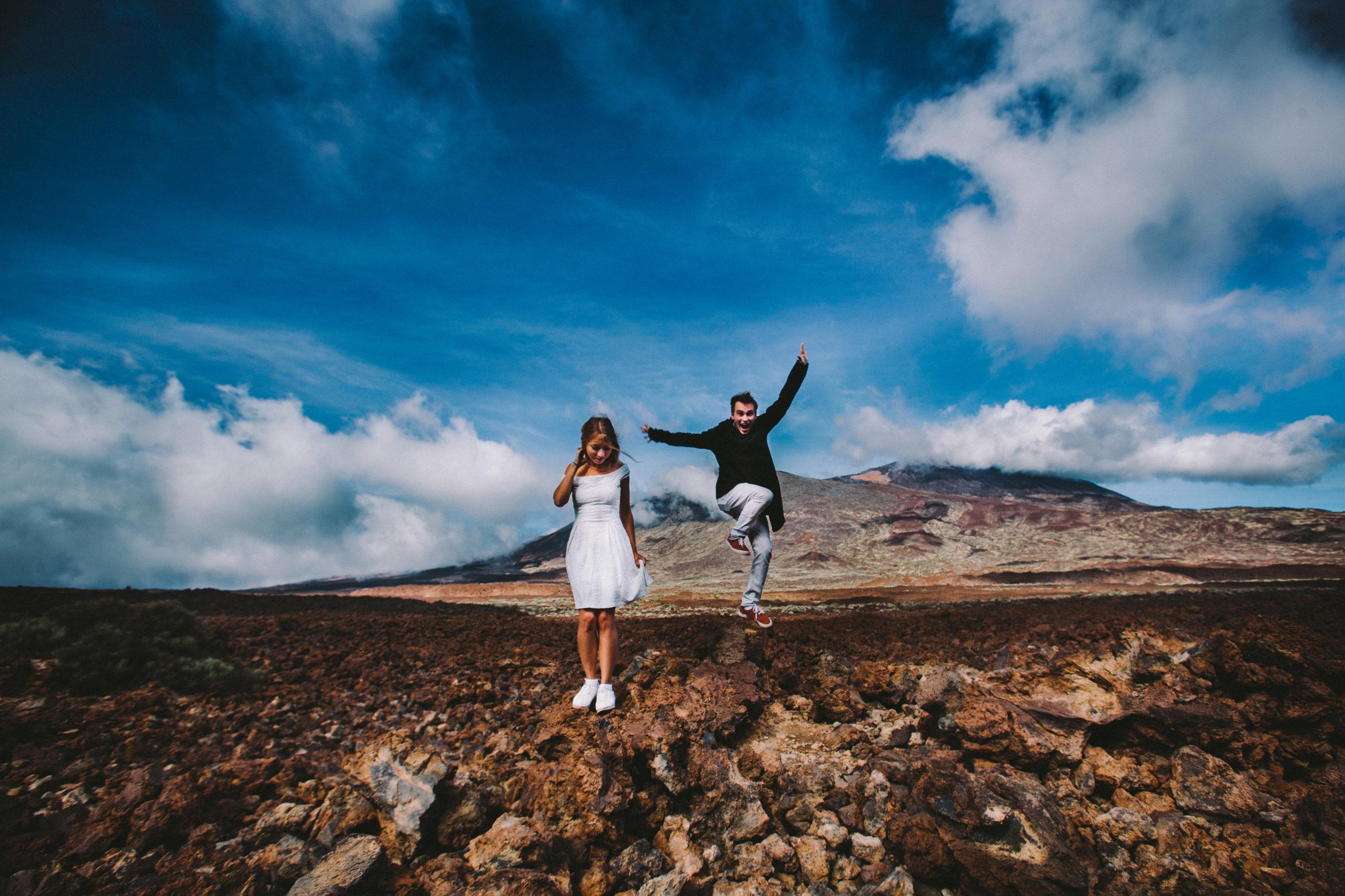 фотограф на Тенерифе